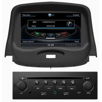 """China Ouchuangbo S100 7""""Car Touch Screen DVD Radio For Peugeot 206 2008-2012 With Auto GPS Navigation iPod wholesale"""
