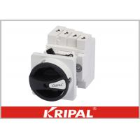 China Top sale Isolator IP66 Solar PV DC Rotary Isolator Switch 1000v 32A wholesale