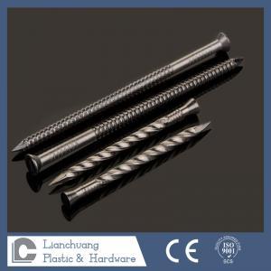 Buy cheap Хвостовик кольца головных ногтей настила кольцевой пригвождает нержавеющую сталь from wholesalers