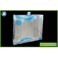 China Offset Printed And Foil Stamped Clear PET Folding Cartons For Cosmetic , Beauty Industry wholesale