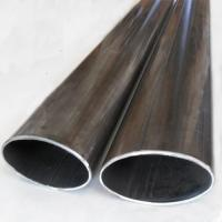 China elliptical/oval steel tube profile made in China supplier market wholesale