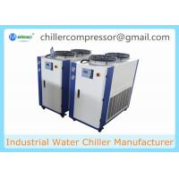 China Best Price 5hp Portable Small Air Cooled Industrial Water Chiller for Plastic Moulding Machine on sale