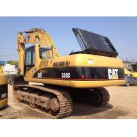 China Used Caterpillar construction CAT 330C 330c excavator/used 330CL 330D 320D wholesale