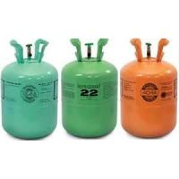 China for auto air conditioners suing bulk r22 refrigerant gas / chlorodifluoromethane r22 wholesale
