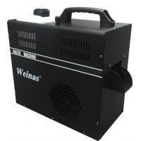 China 1500W Power Ground Fog Machine 5L Capacity Manual Control For Wedding Project wholesale