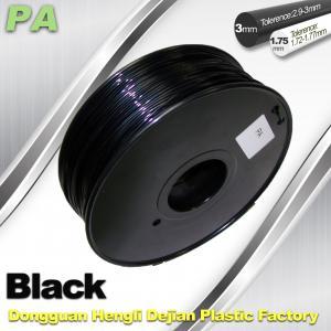 China Nylon 1.75mm / 3m 3D Printer Filament Rigidity And Flexibility Good Filament wholesale
