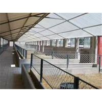 Buy cheap High Strength Welded Wire Mesh Fence , Separation Fence For Workshops / Warehouse from wholesalers