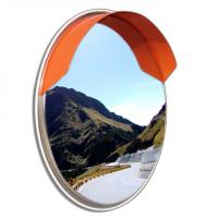 China Unbreakable Traffic Safety 60cm Stainless Steel Convex Mirror on sale