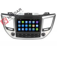 China Multi Touch Capacitive 8 Inch Android Car Stereo , 2015 Hyundai Tucson Dvd Player wholesale