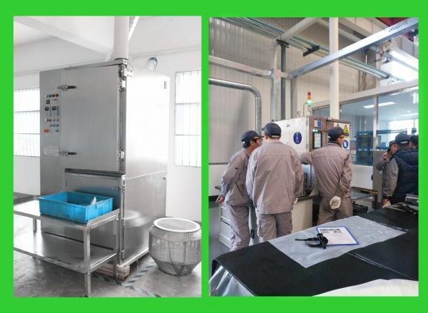 Quality Advanced Freeze Trim Cryogenic Deflashing Machine for sale