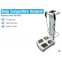 Segmented Body Composition Analyzer / Fat Percentage Monitor For Clinic Human Healthy Test