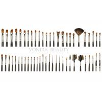 Beautifully Crafted Private Label Makeup Brushes With Deluxe Goat Sable Hairs