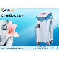 China Strong Output Diode Laser Body Hair Removal Machine 10HZ 1600W Multi - languages wholesale