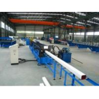 China Size Quick Change Cassette Type Round Pipe Roll Former Flying Track Sawing Cutting wholesale
