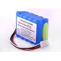 3800 MAh 1.2 V Nimh Rechargeable Batteries For Nihon Kohden Monitor 167 X 95 X 32 Mm for sale