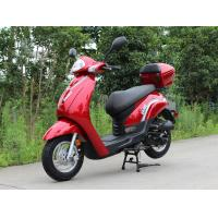 China 50cc Single Cylinder 4 Stroke Adult Motor Scooter Belt Transmission 60km/H wholesale