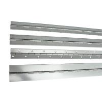 China Customized Long Continuous Piano Hinge Stainless Steel Vertical Adjustable on sale
