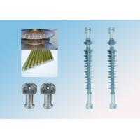 Buy cheap 25kV/100kN Silicone Rubber Composite Polymer Suspension Insulator from wholesalers