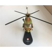 China 1:72 OEM diecast zinc alloy military  helicopter model  manufacturer/Plastic airplane model maker wholesale