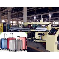 China High Speed Automatic Plastic Vacuum Thermoforming suit case luggage forming machine (3 Positions Type) wholesale