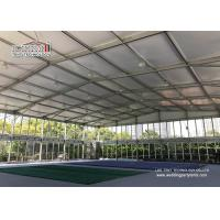 China Tennis court Cover Outdoor Event Tents / Gazebo Canopy Tent Flame Retardant wholesale