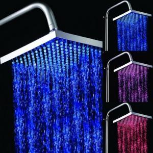 China LED Waterfall Shower Head on sale