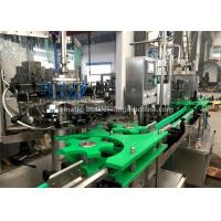 Buy cheap Glass Bottle Beverage Filling Machine Linear Type Small Scale Beer Bottling Machine from wholesalers