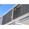 China External / Interior Aluminium Sun Shades Heat Insulation Aluminum Facade Wall Tile wholesale