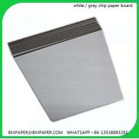 China paper mill cheap price good quality grey board in korea market wholesale