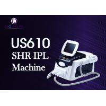 China Wrinkle Removal SHR IPL Machine Portable With USA SHR Lamp wholesale