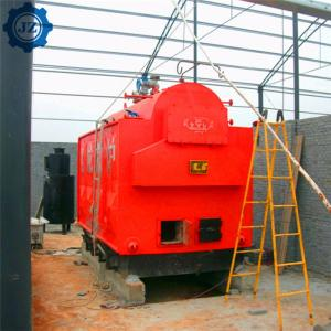 China Industrial Biomass Wood Pellet Fired Steam Boiler For Laundry Industry wholesale