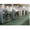 China La máquina industrial del lavadero de la capacidad grande, riega la lavadora de la calidad comercial y el secador eficientes wholesale