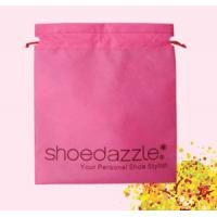 China Drawstring Bag / Dust Bag / Recycle Nonwoven Drawstring Gift Bag wholesale