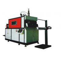 China Auto Plastic Cup Thermoforming Machine Suitable To Form BOPS , HIPS , PS , PVC on sale