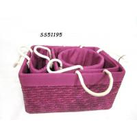 Willow laundry basket 13