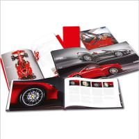 China A4 210*297mm Brochure Printing Services , Custom Printing Services wholesale