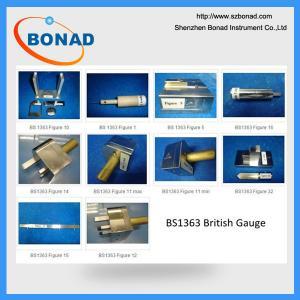China BS1363 British Standard Plugs Socket-outlets Gauges on sale