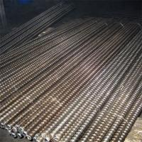 China Formwork tie rod with D15 thread, Cold rolled wholesale