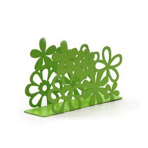Buy cheap Modern Flower Pattern Metal Napkin Holder Table Tissue Box Holder Home Decor from wholesalers