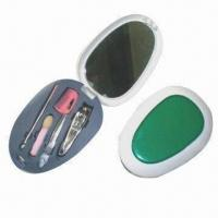 China Pedicure Beauty Set with Plastic Pouch wholesale