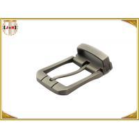 Unique Design Square Metal Brass Color Belt Buckles 35mm Inner Size Zinc Alloy