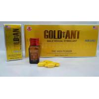 China USA gold ant sex pills male sexual enhancement product wholesale