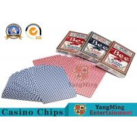 China Paper Playing Cards By Customizaiton Design With Black Core Papper Of 54pcs 1 DECK on sale