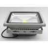 China Aluminium 100 - 120lm / W Outdoor Led Flood Lighting High Brightness wholesale