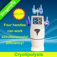 China Wholesale Professional Cellulite Reduction Cryolipolysis Cryo Slimming Device Patents wholesale