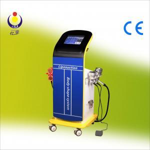 China ultra cavitation machine in Vacuum Cavitation system for skin elasticity wholesale