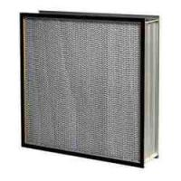 China High capacity 915 x 610 x 90mm washable High Temperature air filter hepa filter for  pharmacy, hospital on sale