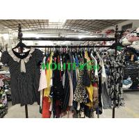 China Southeast Asia Second Hand Fashion Clothes Mixed Size Womens Cotton Blouses wholesale