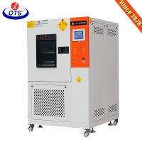 China Customized Temperature Test Chamber 220V / 380V Rated Easy Mobility Design wholesale