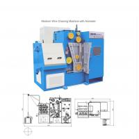 China Medium fine Wire Drawing Machine with Annealer wholesale